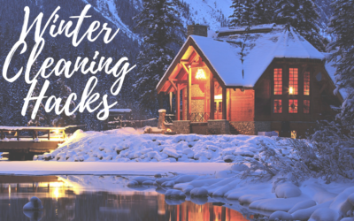Winter Hacks for a Cleaner Home