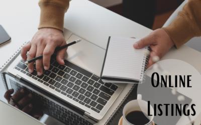 Online Listings