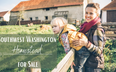 Southwest Washington Homestead for Sale