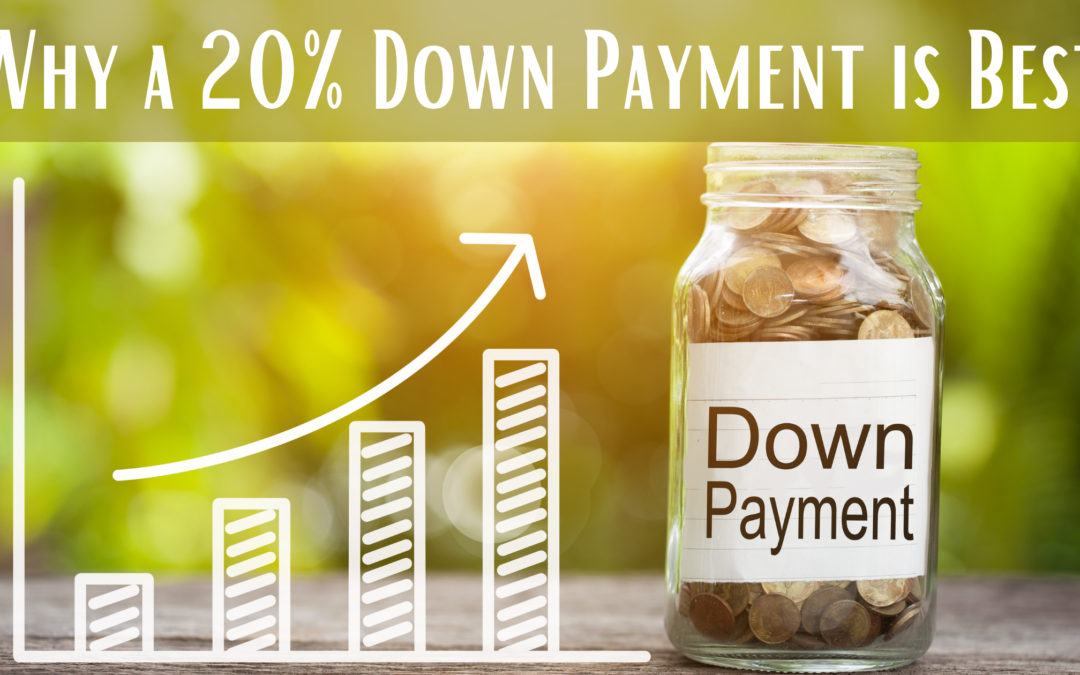 Why a 20% Down Payment is Best