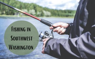 April Fishing in Southwest Washington