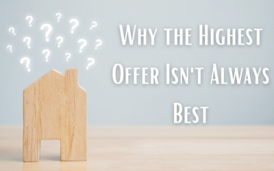 Why the Highest Offer Isn't Always the Best Offer?